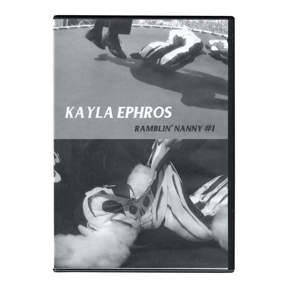 Ramblin' Nanny #1 by Kayla Ephros