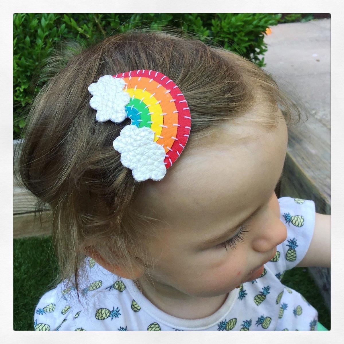 Image of Rainbow Hairslide