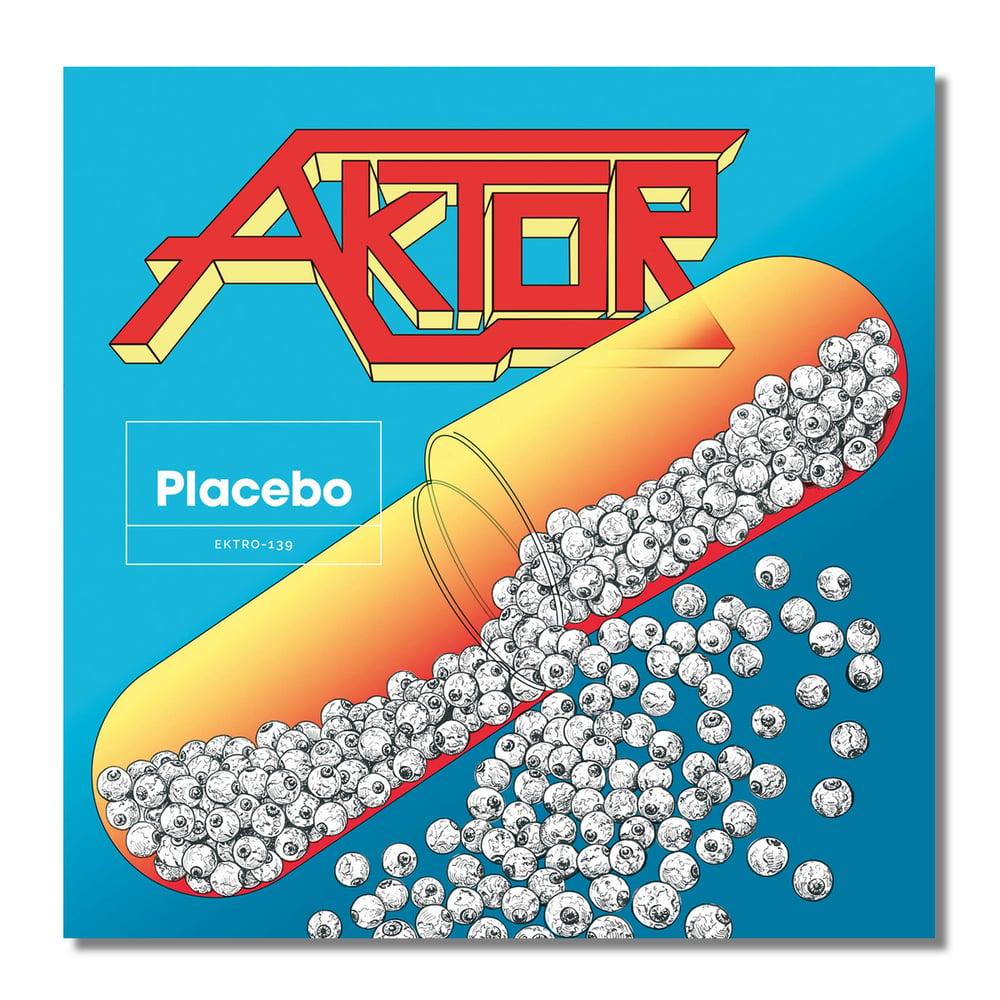 AKTOR 'Placebo' Vinyl LP