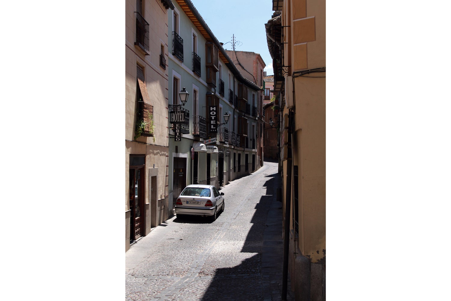 Image of Town Streets (ESP)