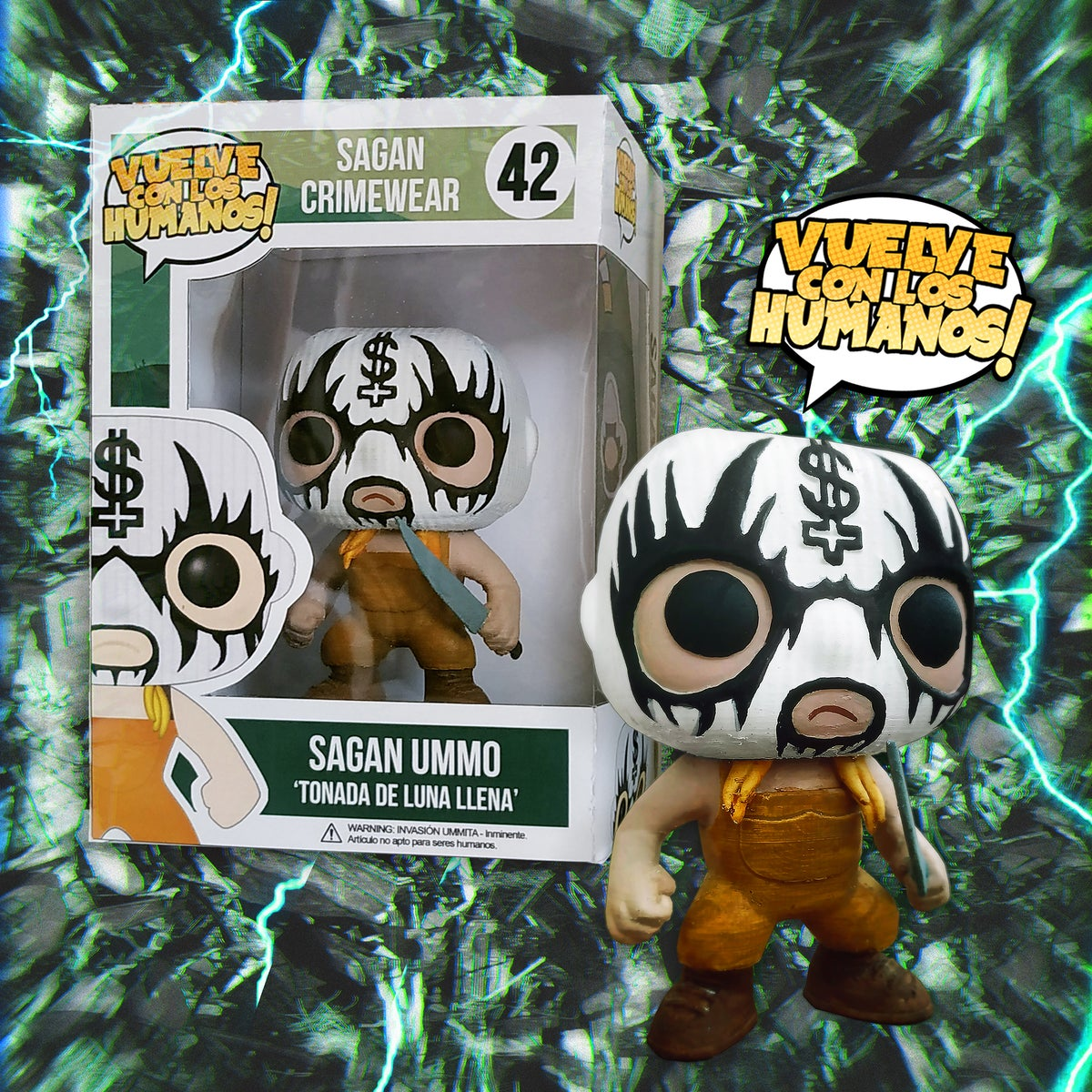 Image of SAGAN UMMO Pop Figure