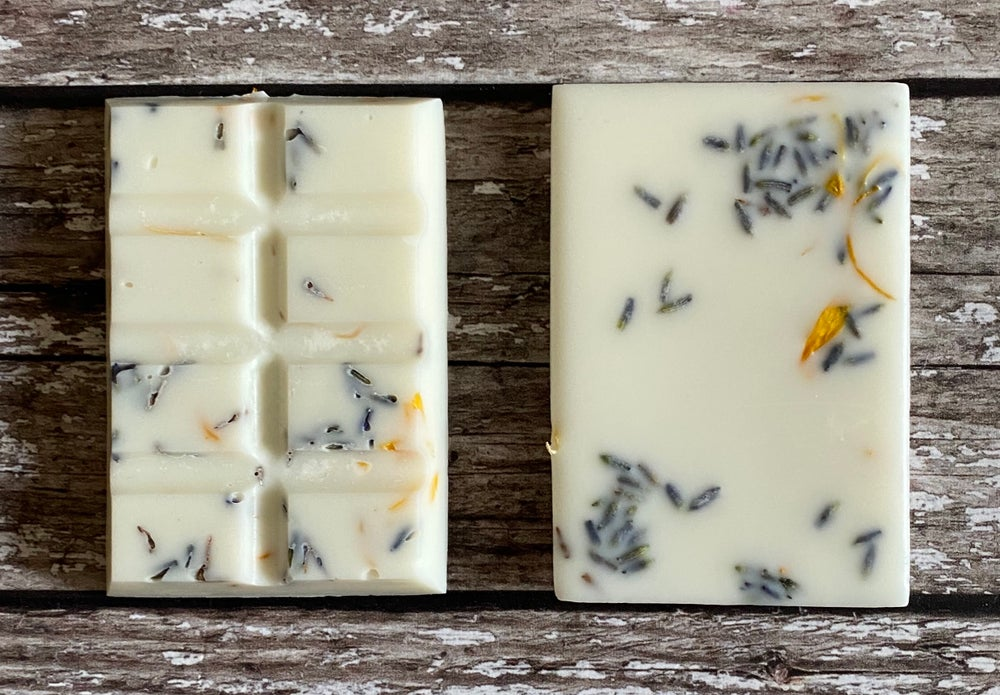 Image of Lavender & Orange Mini Wax Melt Bar