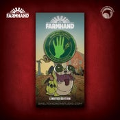 Image of Farmhand: Farmhand Logo & Gumbo pin set!