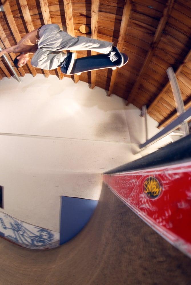 Coco Santiago, Andys ramp Oakland 97
