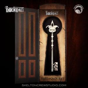 Image of Locke & Key: Harlequin Key!