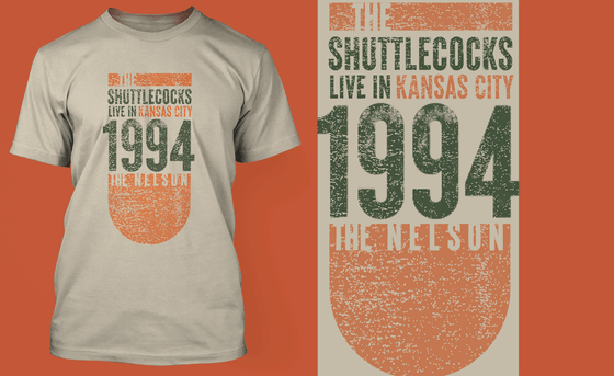 Image of PREORDER: Shuttlecocks Live in Kansas City 1994