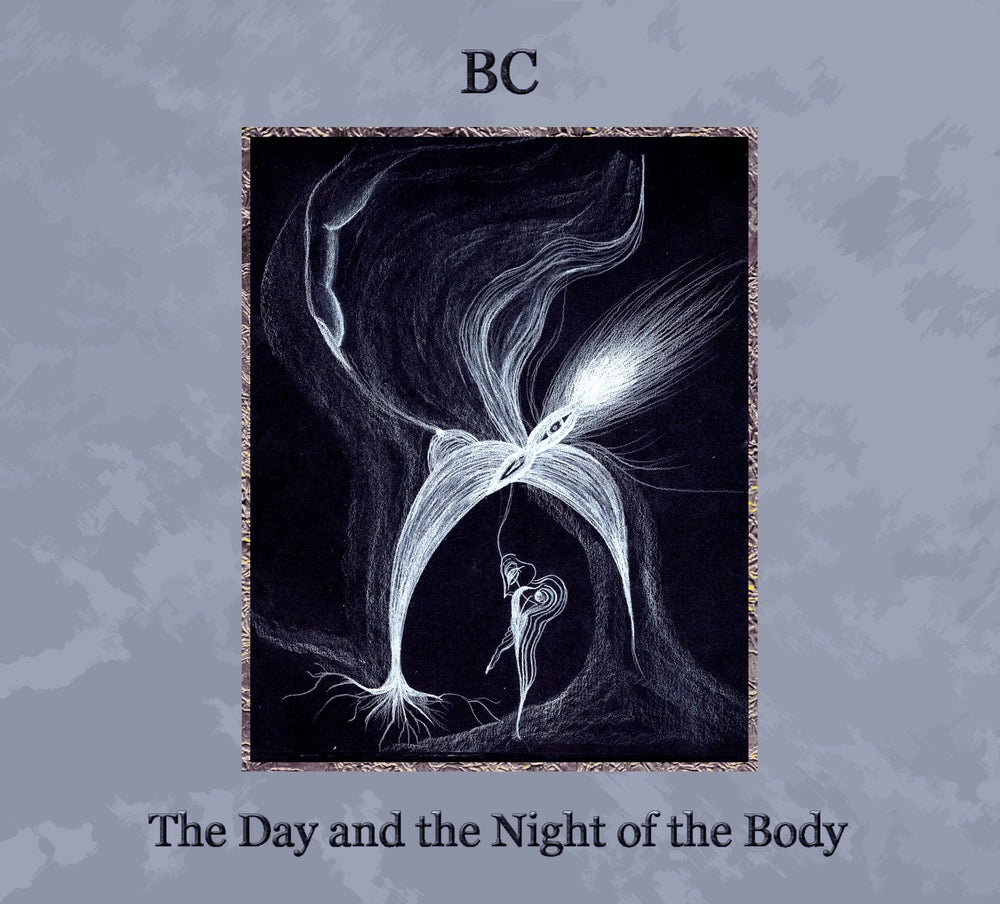 Image of BC featuring SIMON MORRIS 'The Day and the Night of the Body' CD (Lumberton Trading Co.)