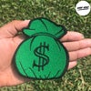 Money Bag Patch