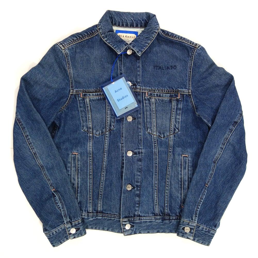 Image of Dio C'è WMN Denim Custom Jacket