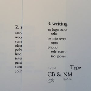 Image of Type