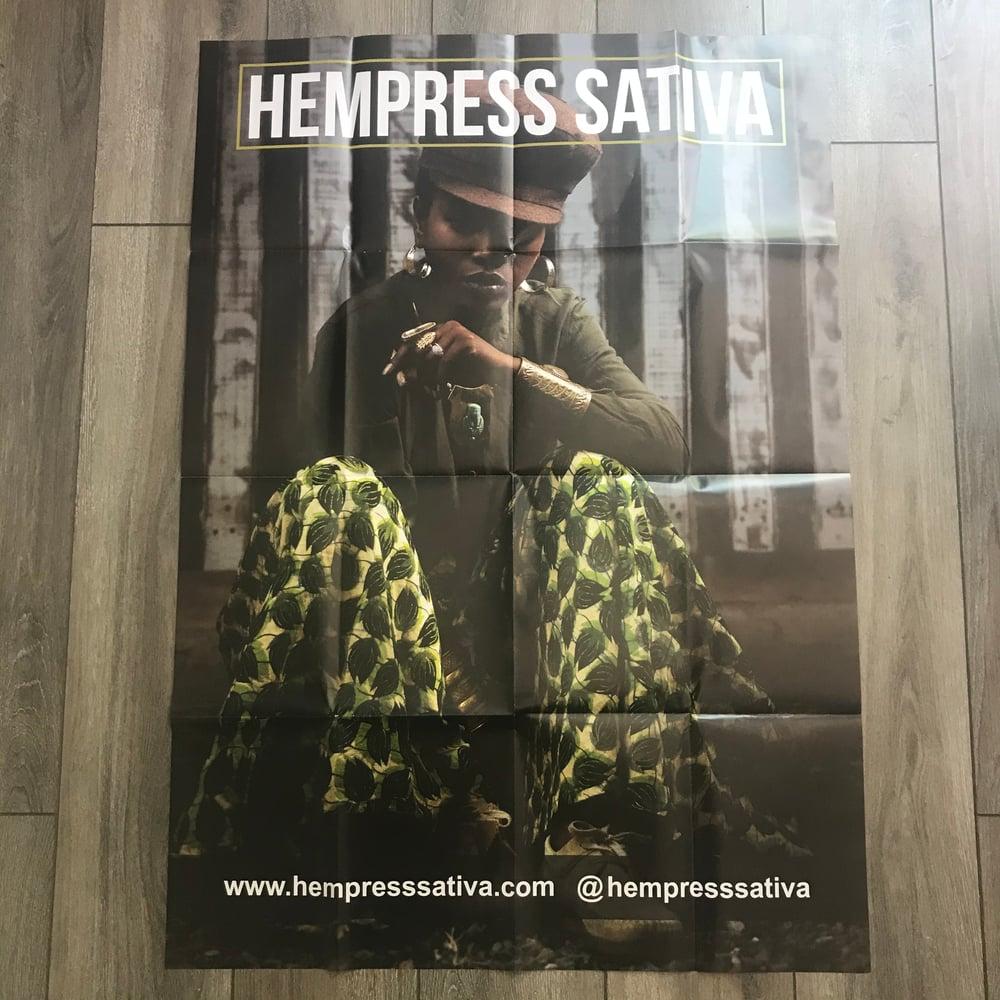 "Image of Hempress Sativa - Boom Shakalak Limited Edition Vinyl 10"""