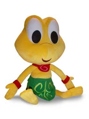 "Image of Kiki Koki 12"" Plush"
