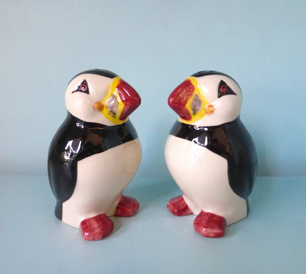 Image of Puffin Salt and Pepper