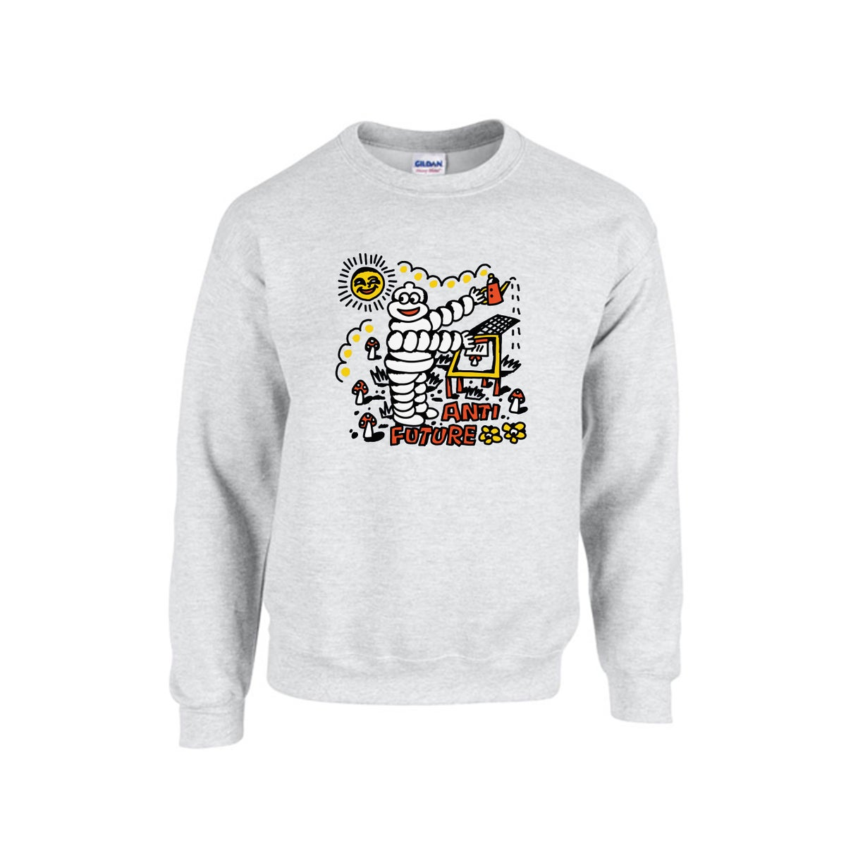 Image of DAY TRIP CREWNECK