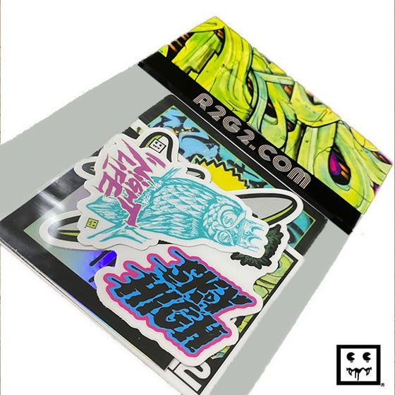 Image of 2020 LIMITED EDITION STICKER PACK SERIES #12020