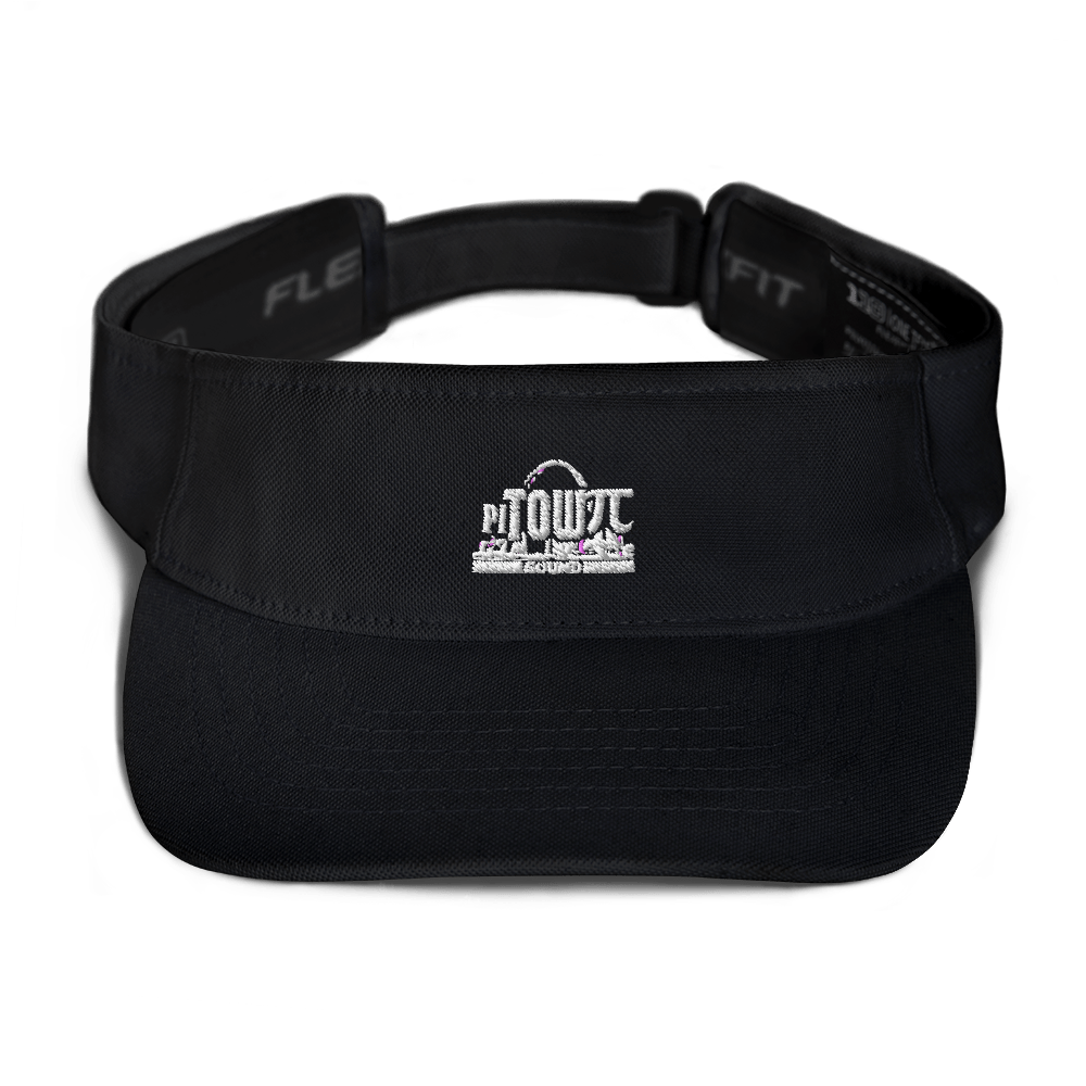 Image of Pi Town Sound Visor - Black