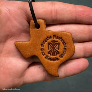 Image of Texas Keychain