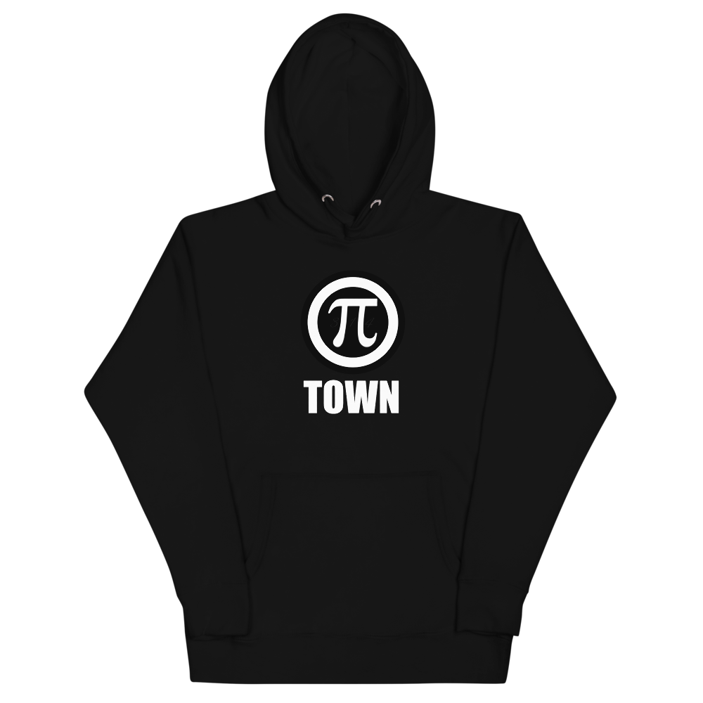 Image of Pi Town Alternate Logo Hoodie