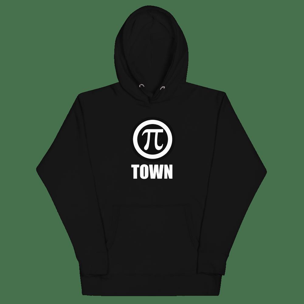 Image of Pi Town Alternate Logo Hoodie