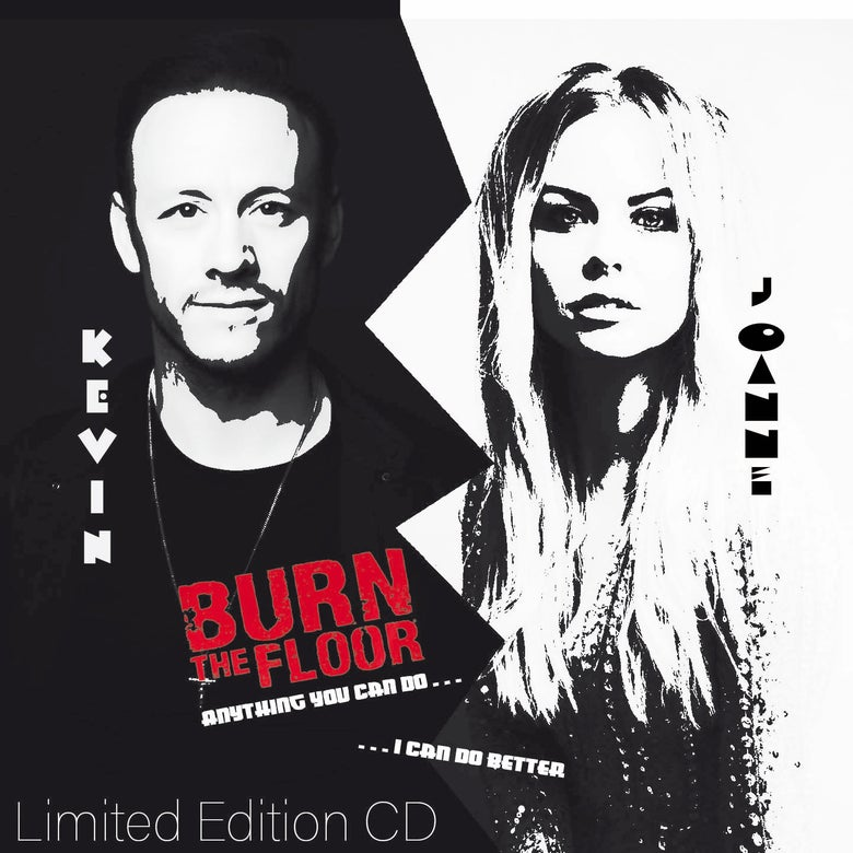 Image of Kevin Clifton & Joanne Clifton - Limited Edition CD