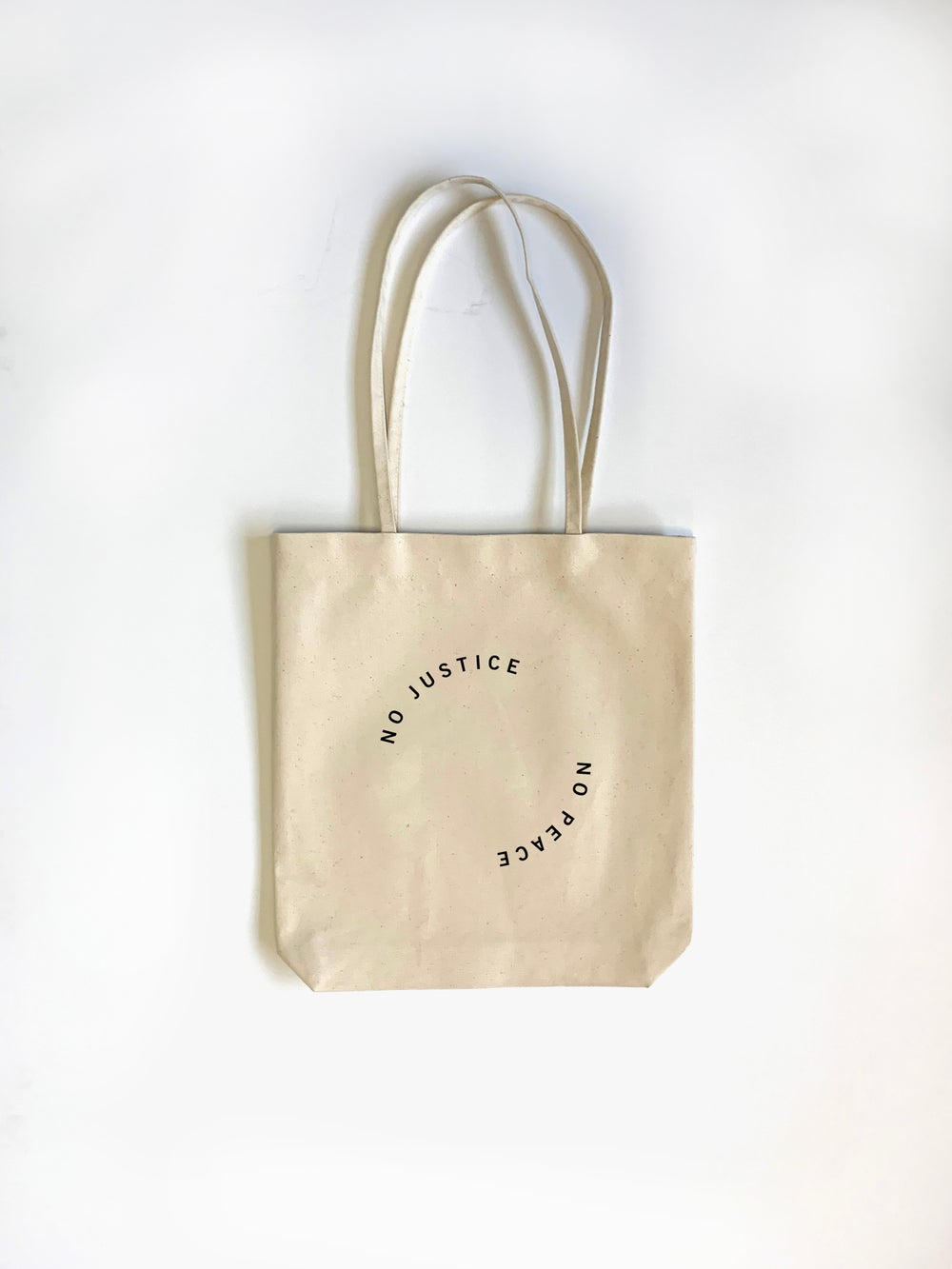 Image of THE JUSTICE TOTE BAG