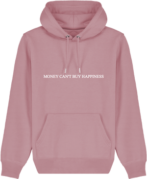 "Image of HOODIE ""MONEY CAN'T BUY HAPPINESS"""