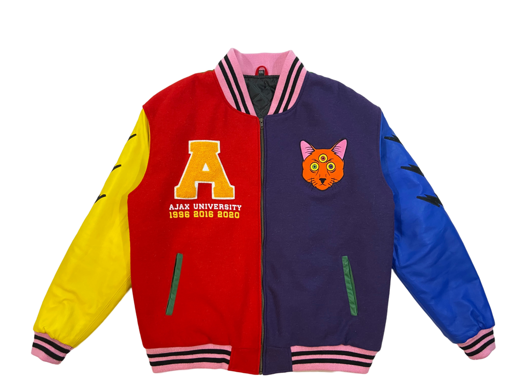 Image of AJAX UNIVERSITY VARSITY JACKET