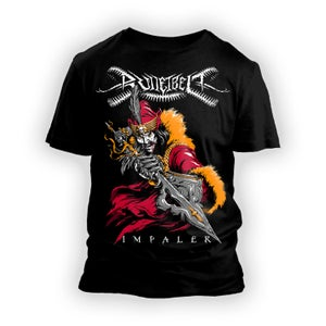 "Image of Bulletbelt ""Warlords"" CD T-Shirt Bundle"