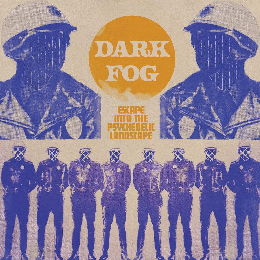 Image of Dark Fog - Enter The Psychedelic Landscape (UBER LTD) CARDINAL FUZZ - GUITAR FREAKOUT 1 LEFT