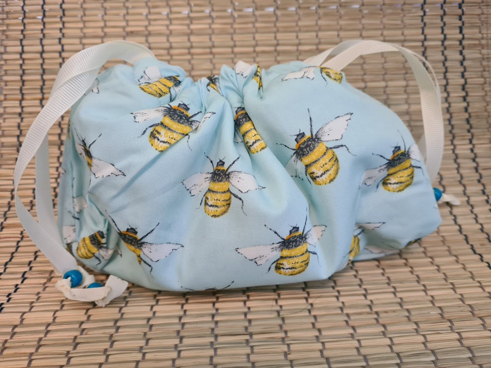 Image of For the Love of Blue Bees - Adventurer's Bag