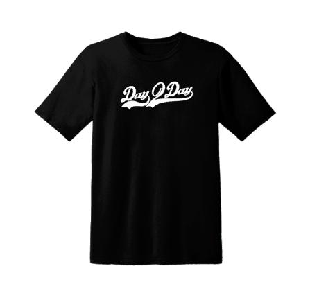 Black/Glow Signature Logo Tee
