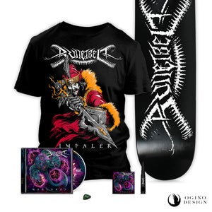 "Image of Bulletbelt ""Warlords"" CD Limited Exclusive Bundle [Pre-Order]"
