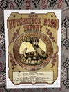 Hutchinson Ross Theory Tour Poster