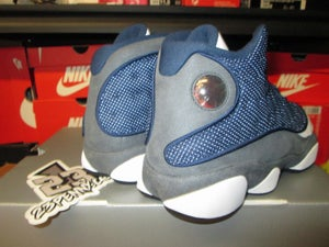 "Image of Air Jordan XIII (13) Retro ""Flint Grey/French Blue"" 2020"