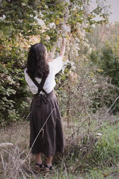 Image of  AMÁL Cross-Back Summer Dress