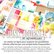 Image of JUNK JOURNAL ET AQUARELLES