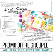 Image of OFFRE GROUPEE AQUARELLE