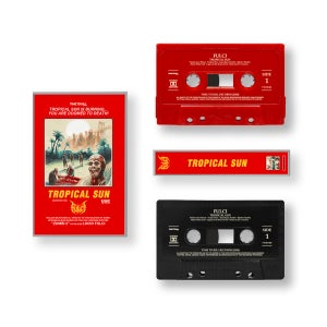 "Image of FULCI ""Tropical Sun"" - TAPE EXCLUSIVELY LIMITED EDITION (black)"