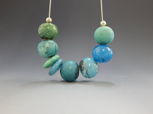 Image of Artisan Glass  • Copper Patina