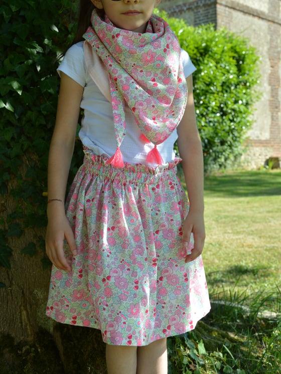 Image of jupe liberty betsy tartelette