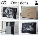 Image 1 of Personalised A4 Slate For All Occasions