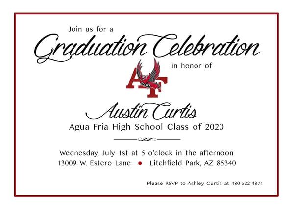 Image of Graduation Celebration