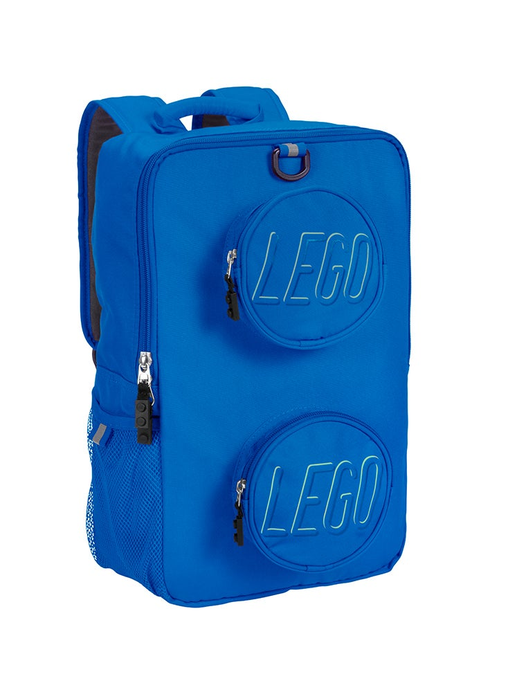 Image of Brick Backpack - Blue