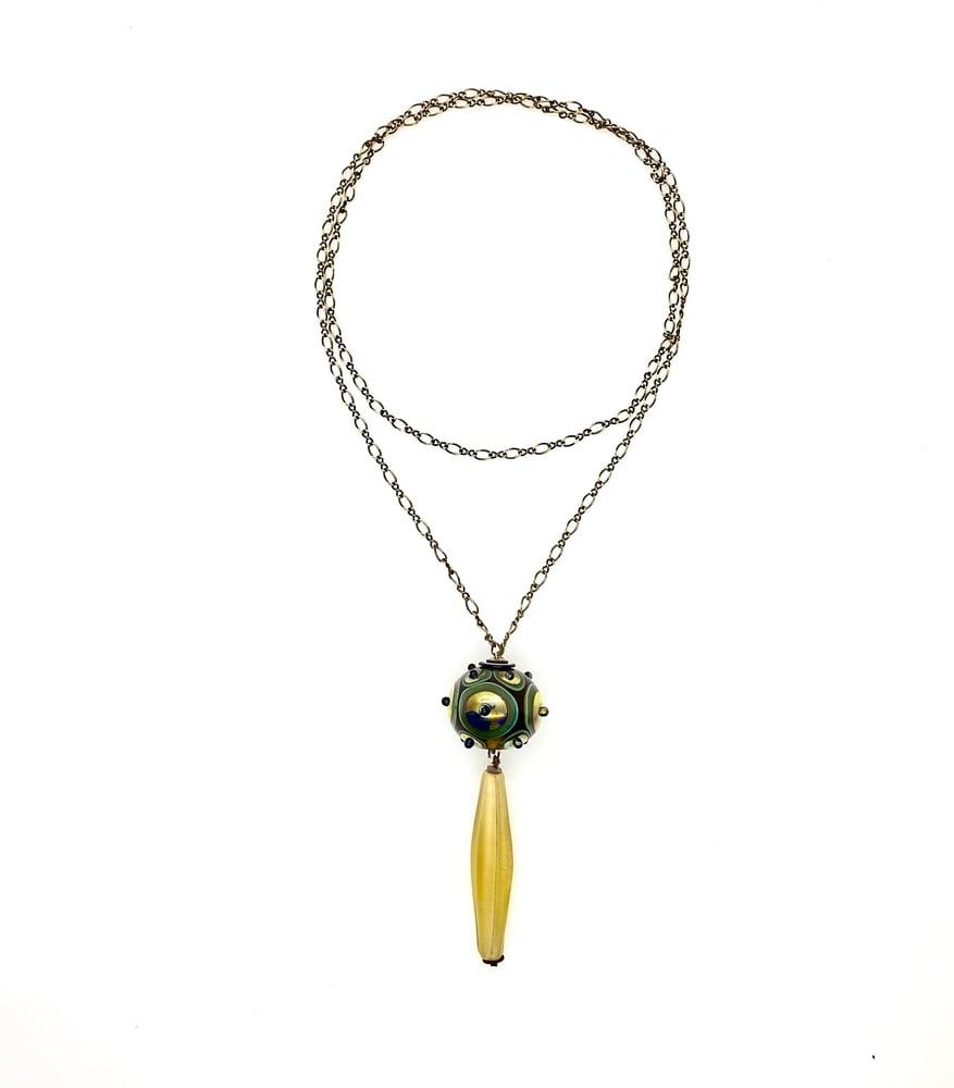 Image of Aquanaut  Necklace