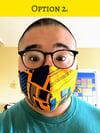 Protective Face Masks  - Embedded Filter✨😷