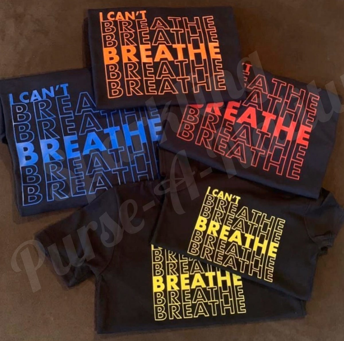 Image of I Can't Breathe (multiple)