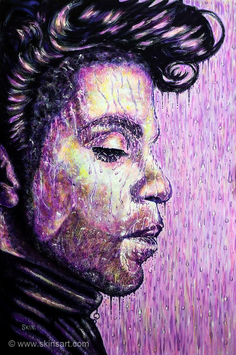 Prince Prints by Jeff Williams (Premium Canvas Prints)