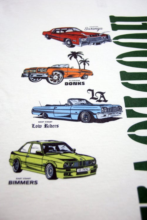 Image of What You Ride? Car Tee L/S