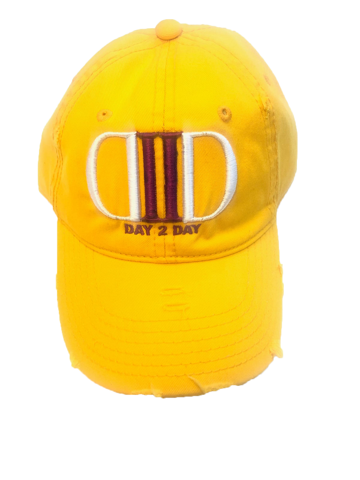 Yellow/Purple Dad Hat