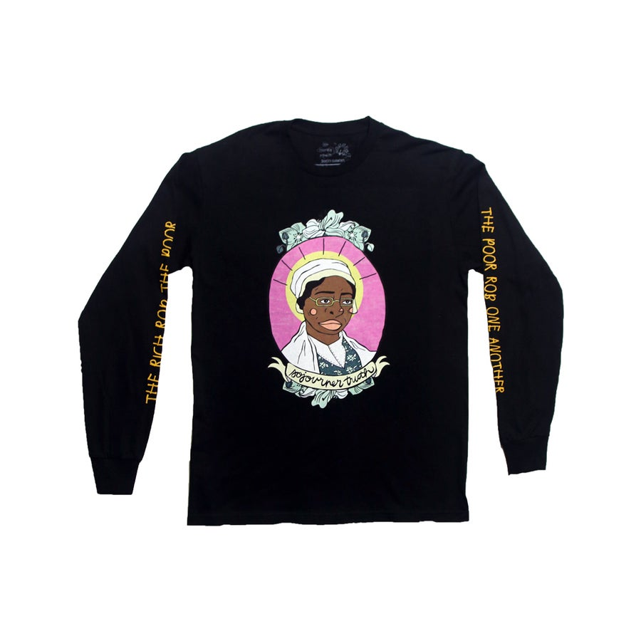 Image of Sojourner Truth L/S Tee